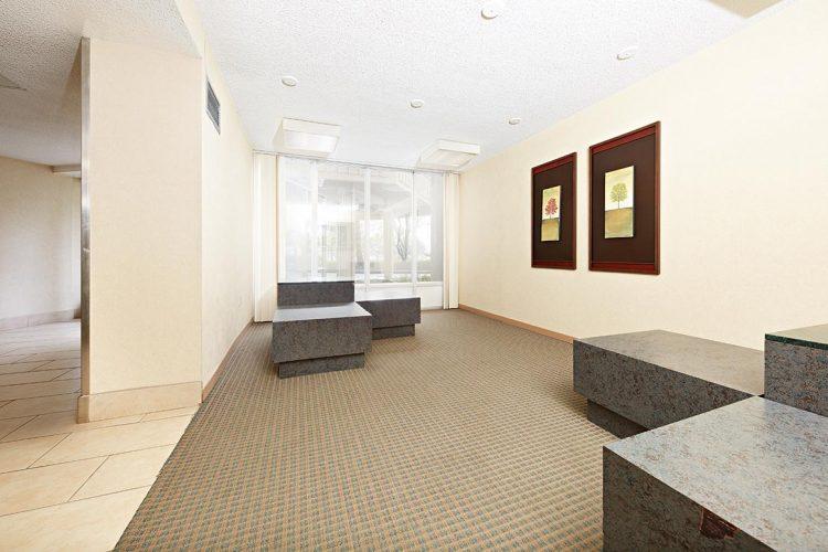 210 Steeles lobby