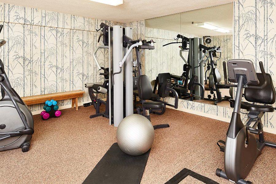 2177 Sherobee gym
