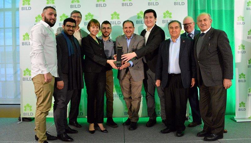 Golden Bee Homes, Winner of the Ignat Kaneff Inspiration Award